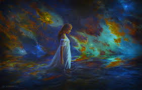 Woman universe imagesMV9U5TXG